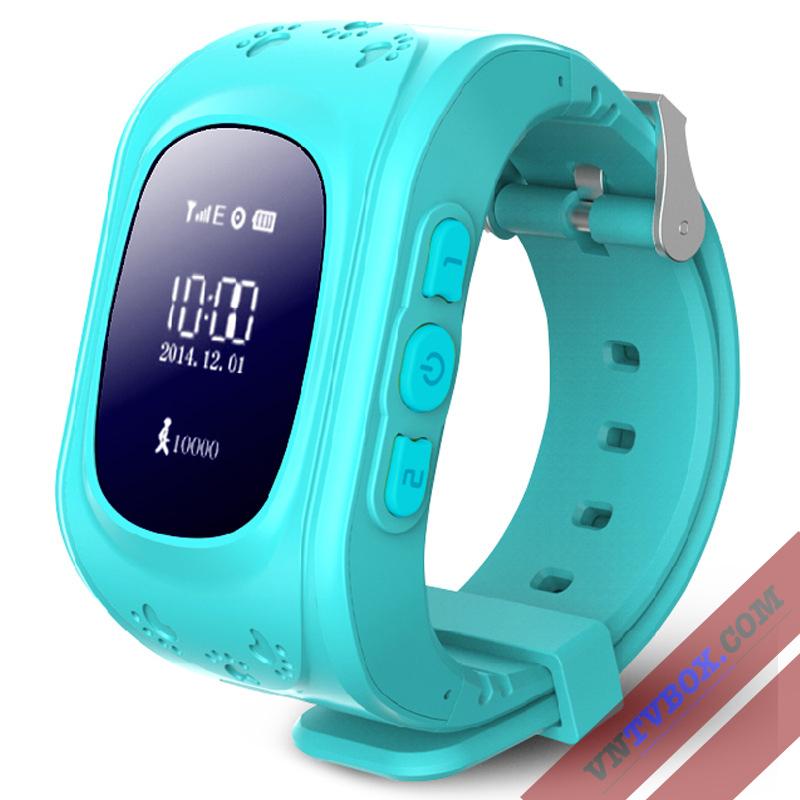 Đồng hồ thông minh VN04 có định vị GPS dành cho trẻ em