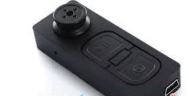 Cúc Áo Camera Ngụy Trang HD S918 hỗ trợ quay video sắc nét