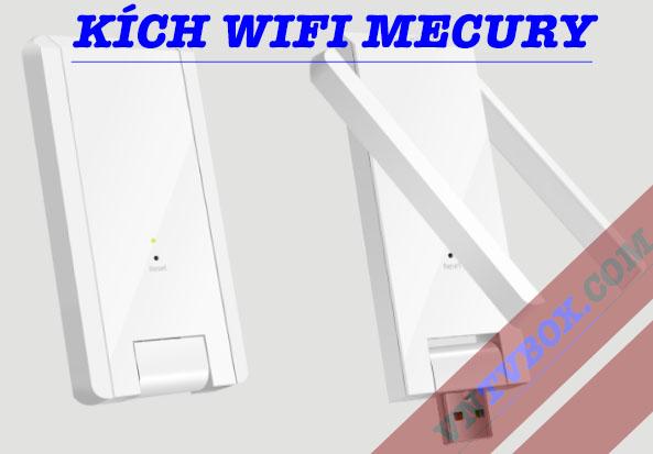 Thiết bị kích sóng Wifi, bộ chuyển đổi lặp sóng khuyếch đại sóng mở rộng sóng Mecury