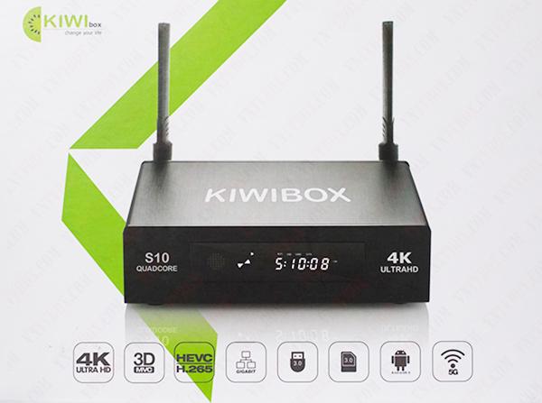 Kiwibox S10 Realtek 1295 2gb rom 16gb thương hiệu Việt giá rẻ