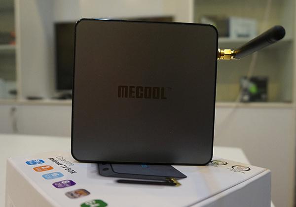 Mecool BB2 Pro chip 8 nhân S912 RAM 3GB cực mạnh không có đối thủ