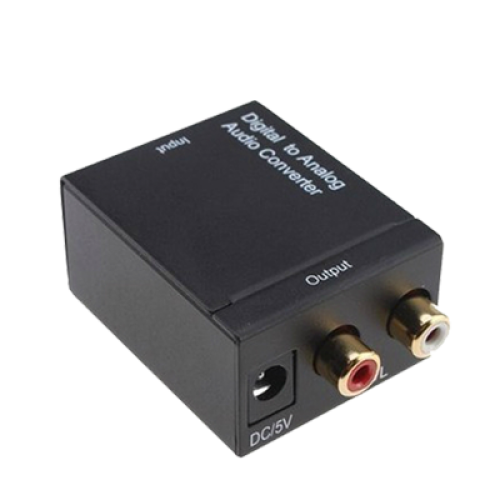 Bộ chuyển đổi cổng âm thanh Optical sang AV Analog
