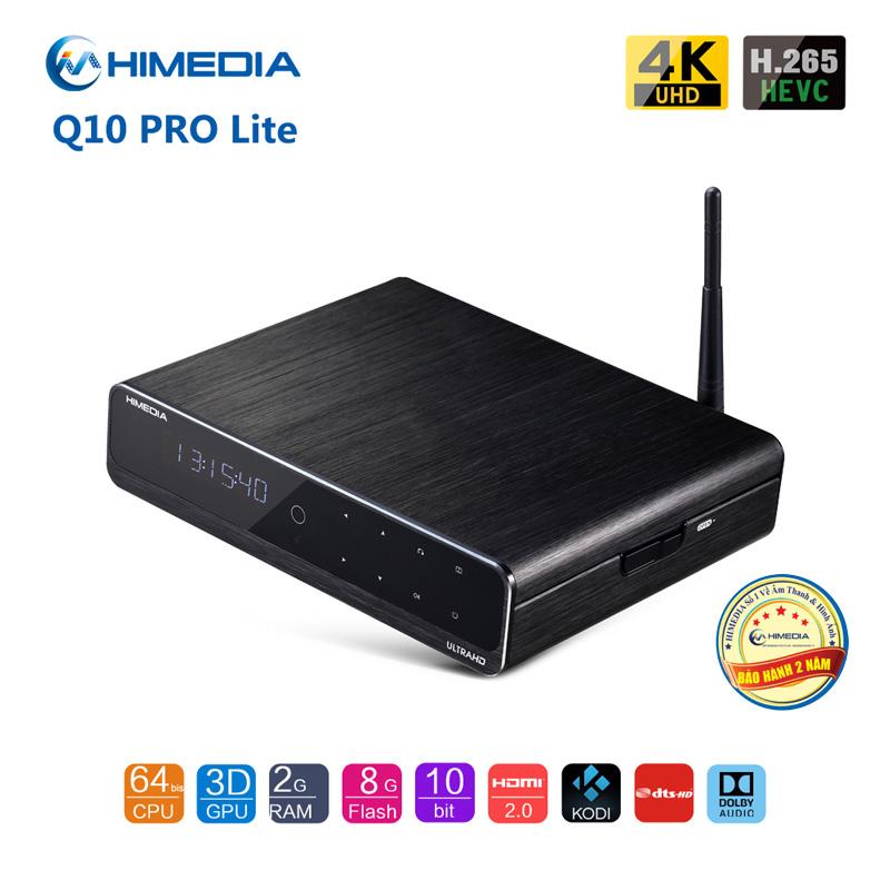 Himedia Q10 Pro Lite siêu phẩm cao cấp chính hãng ROM 8GB
