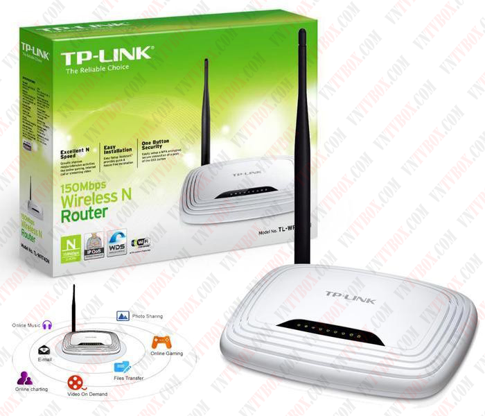 Pin by Edward Đỗ on TP-Link TL-WR740N Wireless Router | Pinterest |  Wireless router and Tp link