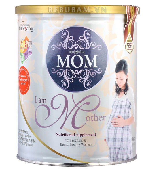 Sữa XO I am mother Mom - 800g