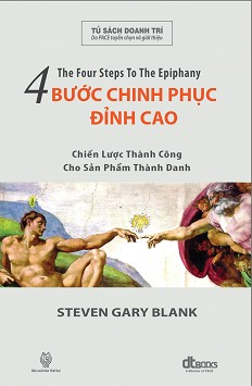 4 BƯỚC CHINH PHỤC ĐỈNH CAO - CHIẾN LƯỢC THÀNH CÔNG CHO SẢN PHẨM THÀNH DANH