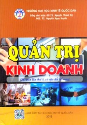 GIÁO TRÌNH QUẢN TRỊ KINH DOANH
