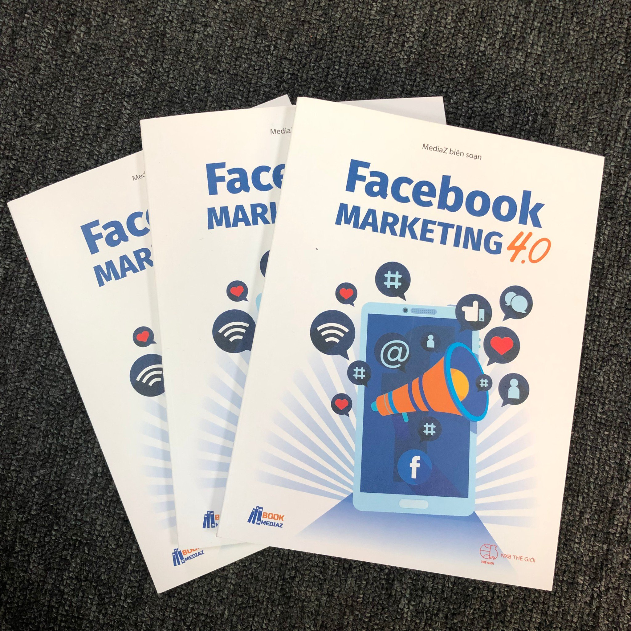 SÁCH Facebook Marketing 4.0