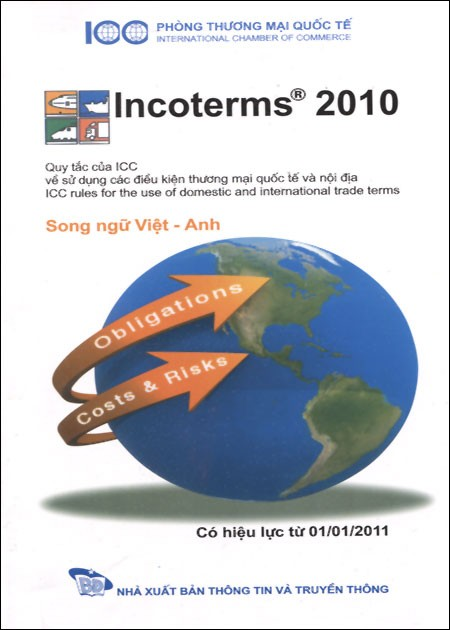 INCOTERMS 2010 SONG NGỮ ANH VIỆT