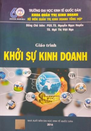SÁCH GIÁO TRÌNH KHỞI SỰ KINH DOANH (ĐẠI HỌC KINH TẾ QUỐC DÂN)