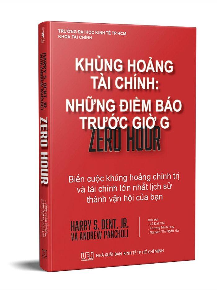 Sách - Khủng Hoảng Tài Chính: Những Điềm Báo Trước Giờ G - Zero Hour