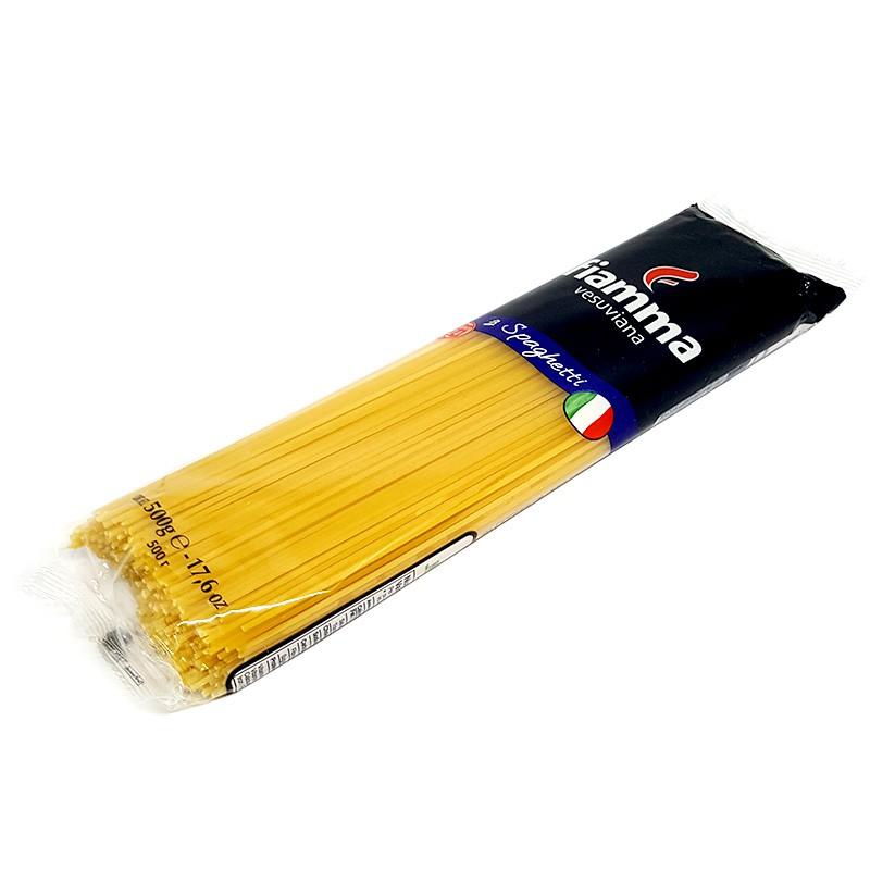 Mì Ý Spaghetti Fiamma, số 3 (500g)' Siêu thị Đức Thành