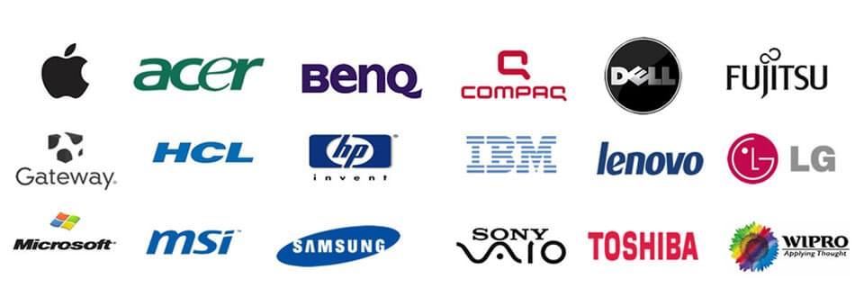 Kết quả hình ảnh cho logo các hãng laptop