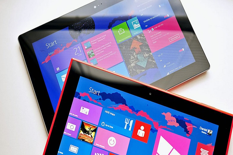 Tablet Nokia Lumia