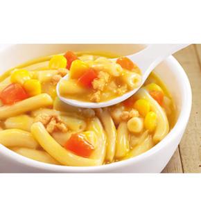 soup glico bi ngo thit ga