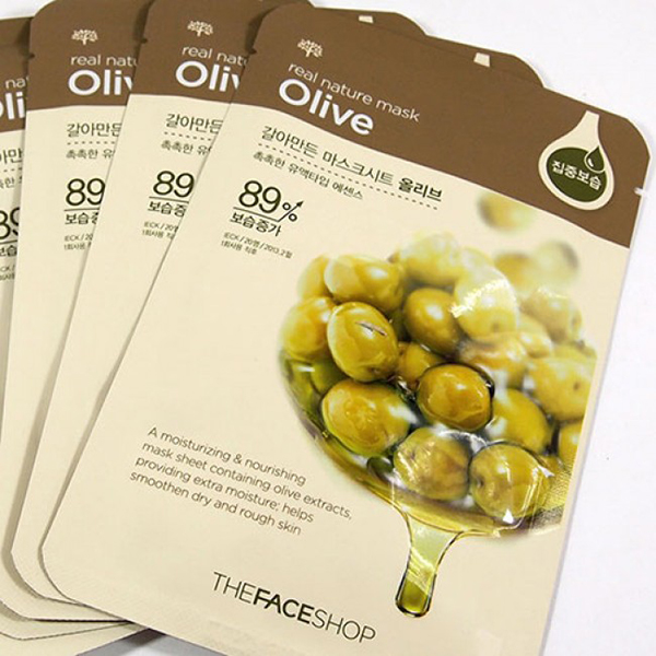 Mặt nạ The Face Shop Olive