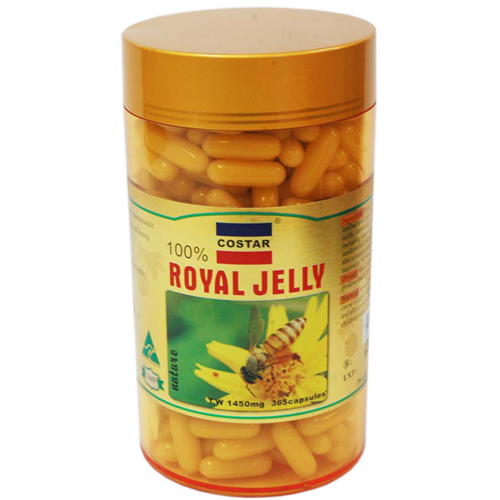 sua ong chua royal jelly corsta