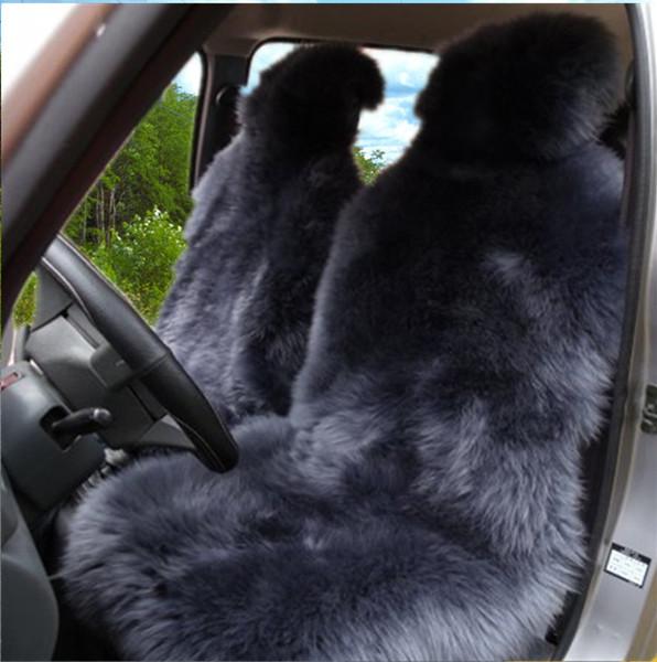 Bộ lót ghế lông cừu xe hơi comple mùa đông A06_013