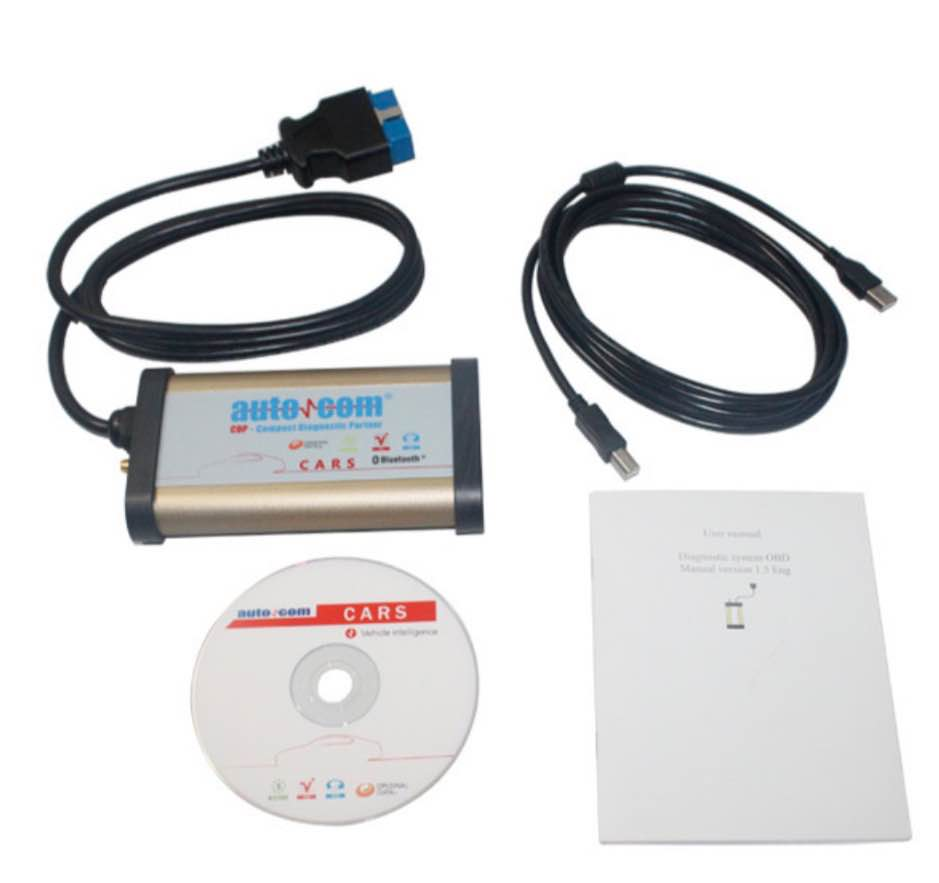Autocom CDP+ For Cars/Trucks