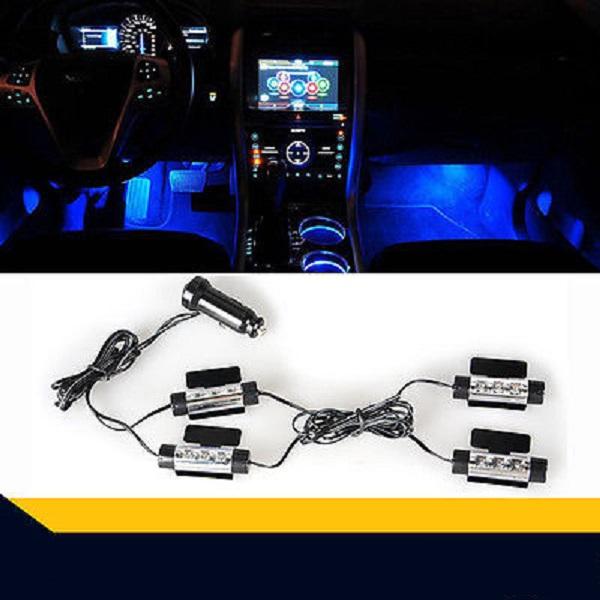 Đèn led chiếu gầm nội thất xe hơi OBD A01_001