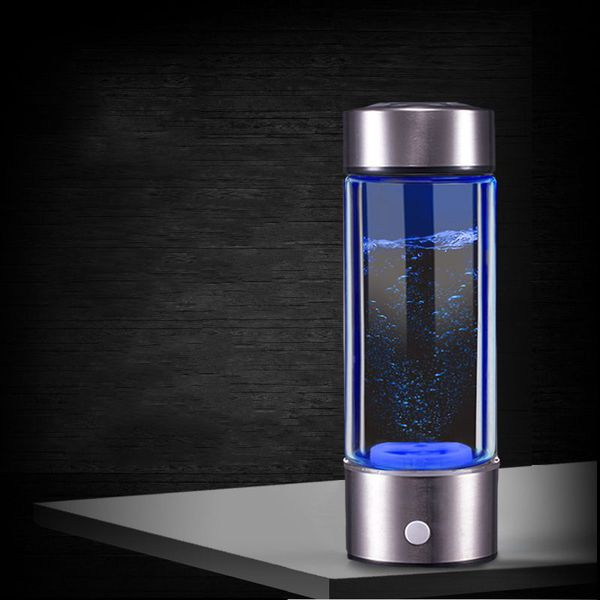 Bình tạo nước Hydrogel