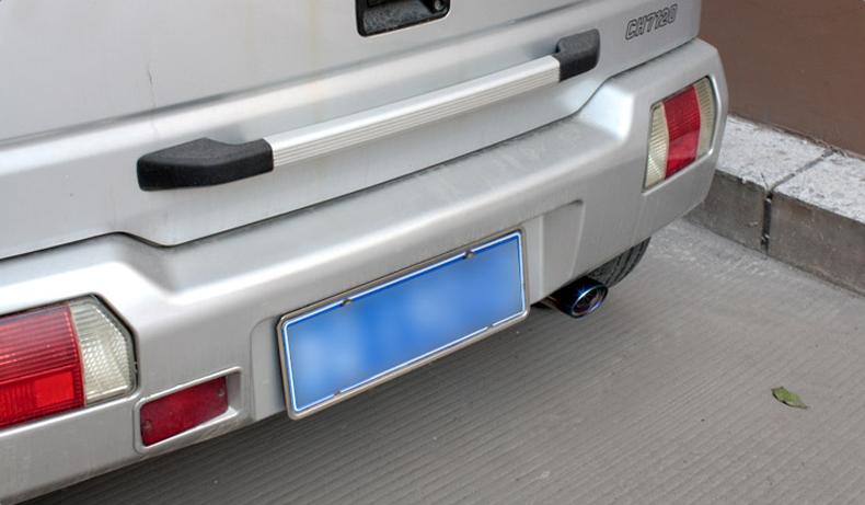 Ống xả độ cháy, đơn thẳng xe hơi OBD B11_011