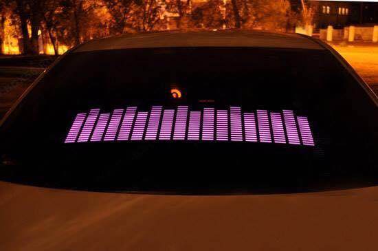 Đèn LED Nhịp Sóng Âm Thanh