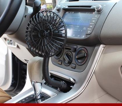 Quạt mini xe hơi 12V cắm tẩu thuốc lá A08_014