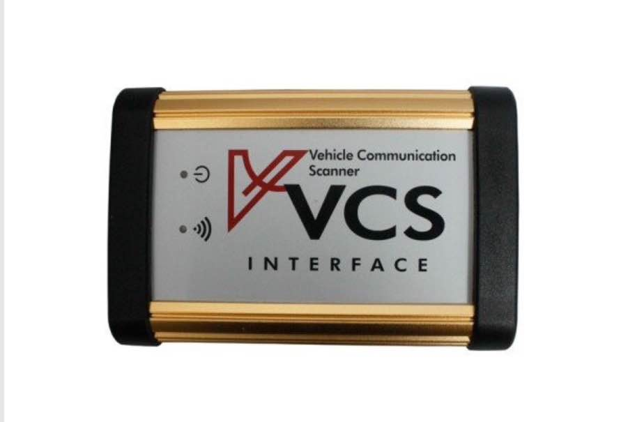 Chẩn đoán tổng hợp VCS Scaner