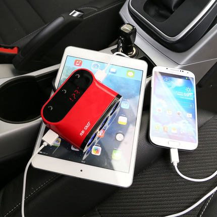 Sạc điện thoại 12V cắm Tẩu thuốc lá ô tô SAST