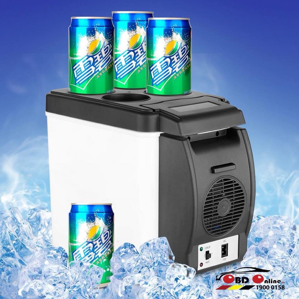 Tủ Lạnh Mini Trên Xe Hơi OBD