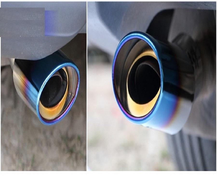 Ống xả độ cháy, đơn cong xe hơi OBD B11_012