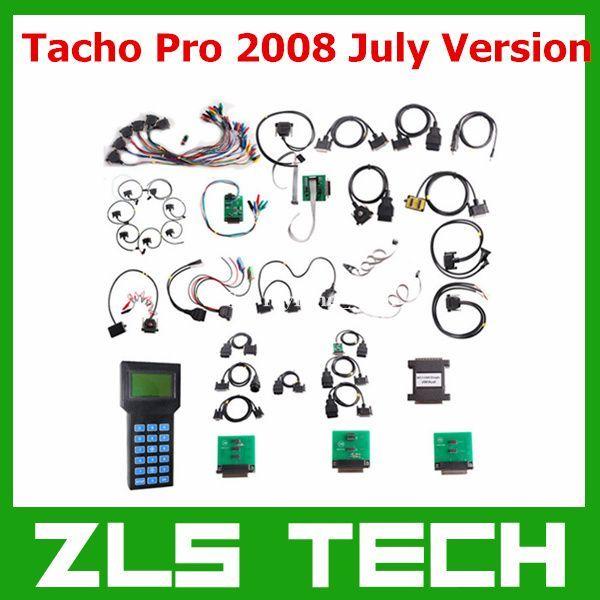 Máy điều chỉnh công tơ mét TACHO PRO V8 Bản mới full 32 rắc nối