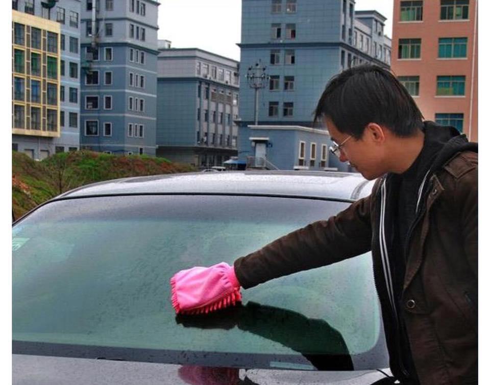 Găng Tay Lau Xe Chuyên Nghiệp OBD