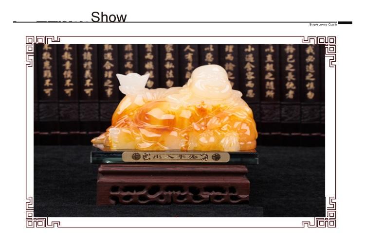 Nước hoa Phật ngọc Di Lặc xe hơi A09_033