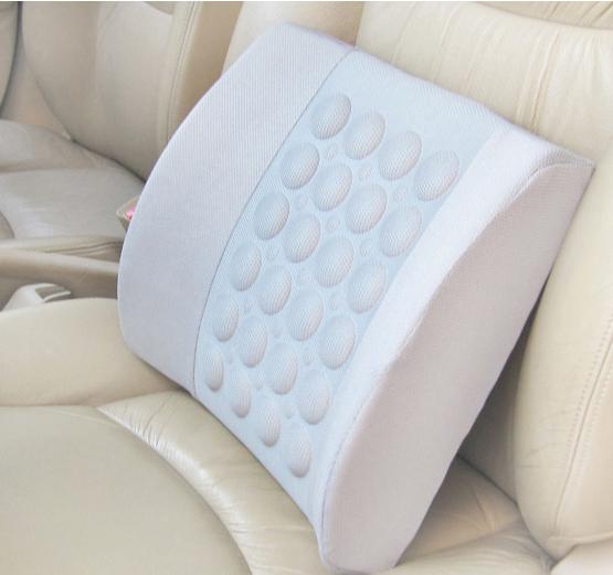 Đệm massge lưng không điện trên ghế xe ô tô OBD A05_001