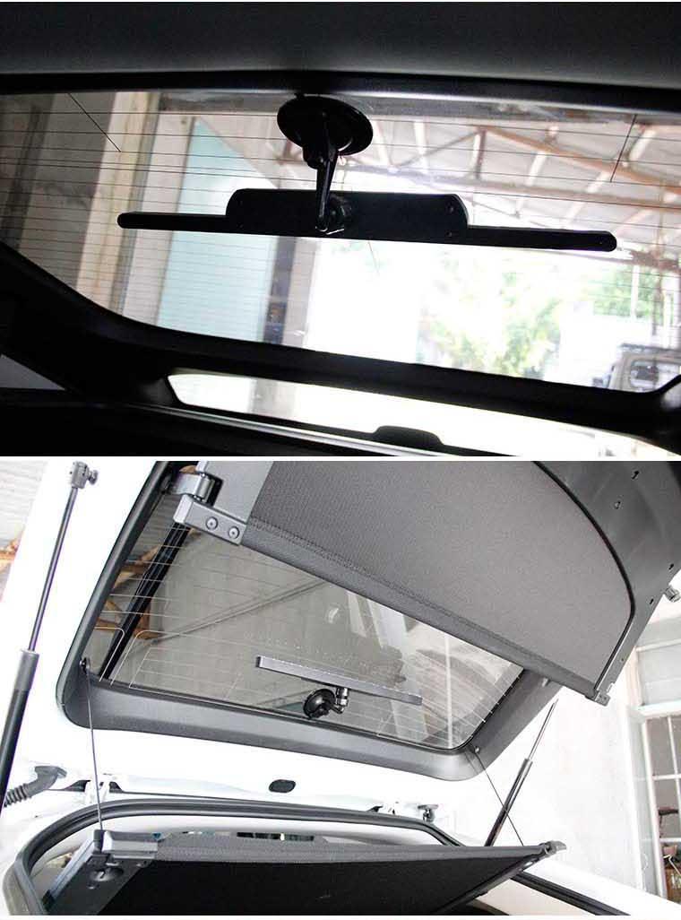 Đèn led cảnh báo sau an toàn xe hơi B01_014