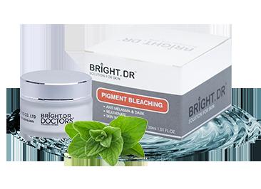 Pigment-bleaching-bright-dr