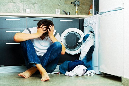 Khắc phục lỗi thường gặp ở máy giặt