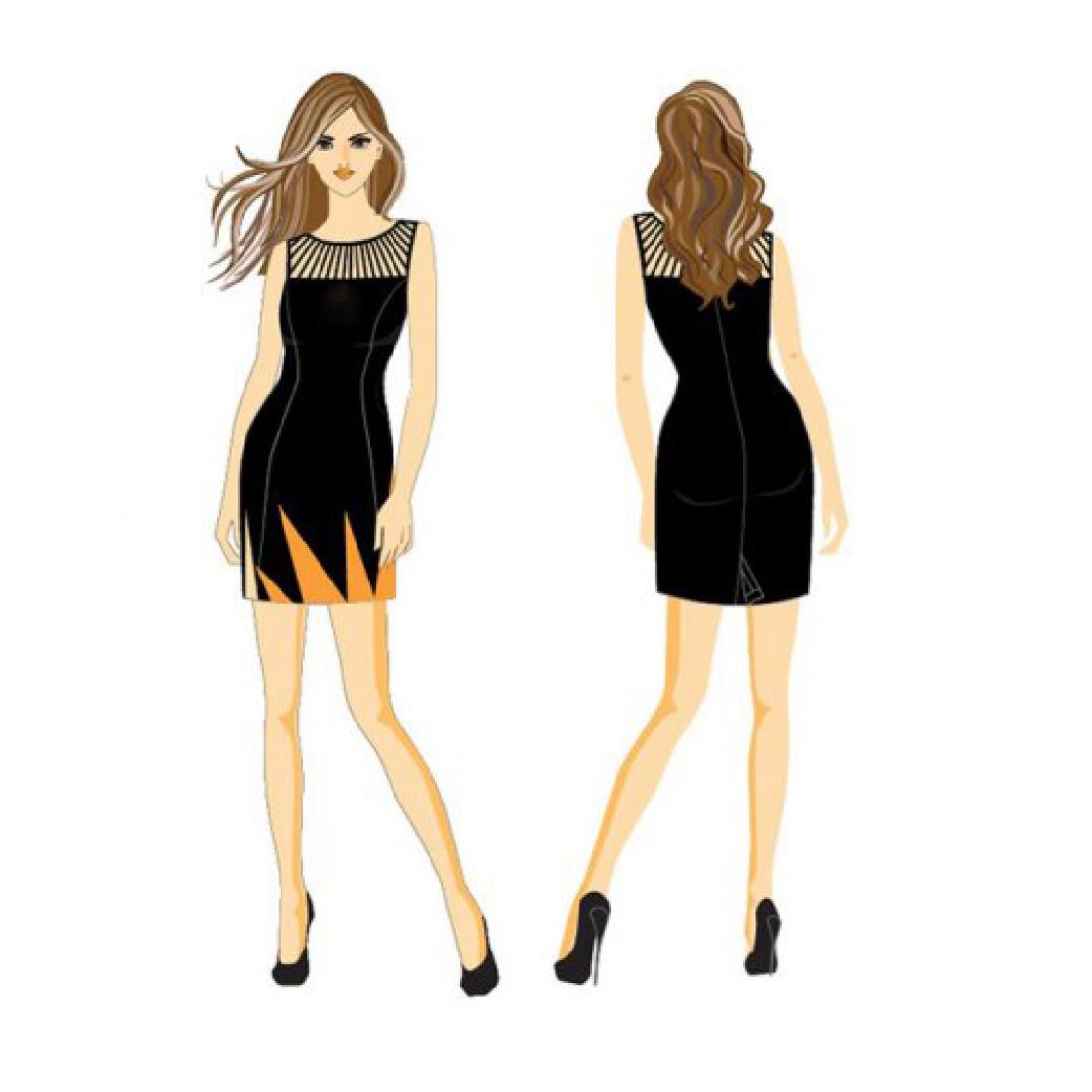 Váy PG ATP - 07
