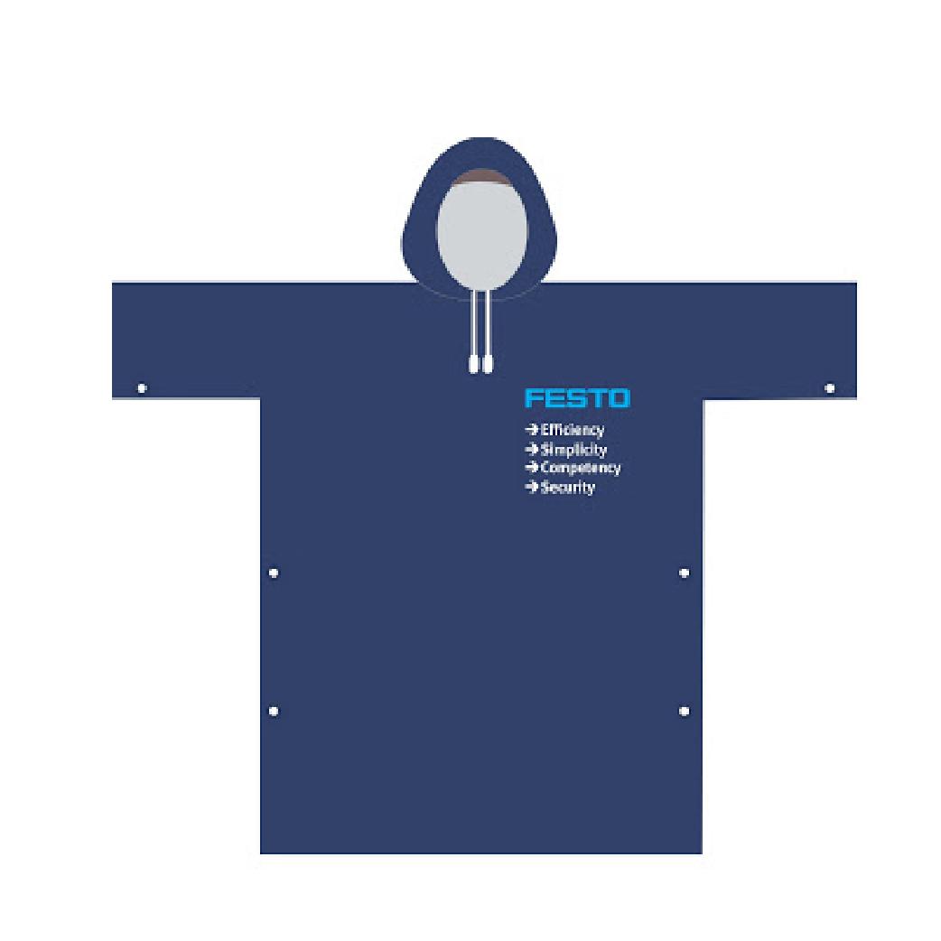 Áo mưa quảng cáo - 08
