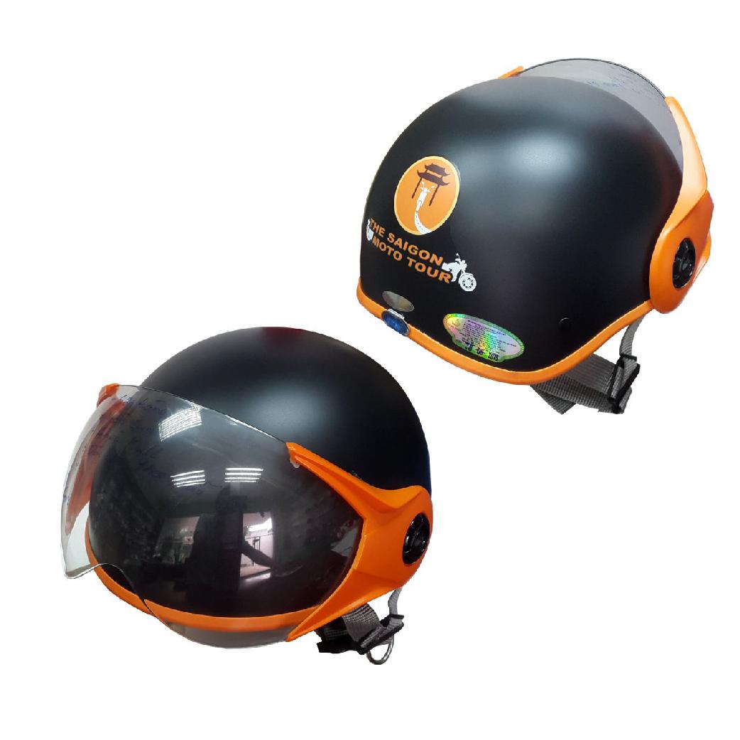 Mũ bảo hiểm ATP - 02