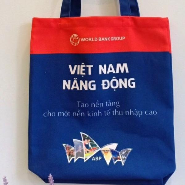 Túi vải WorldBank