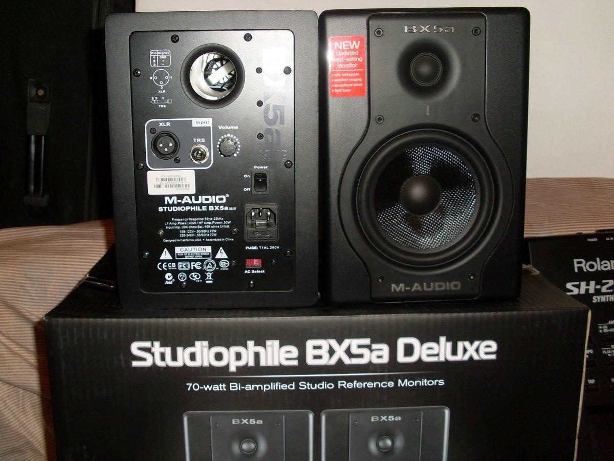 Loa kiểm âm monitor MAudio BX5a Deluxe