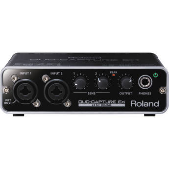 Sound card thu âm USB Roland UA-22