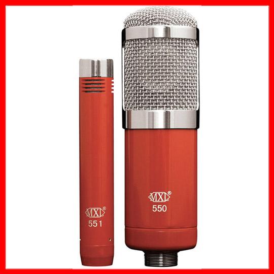 Micro thu âm MXL 550 - 551