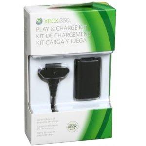 Pin sạc cho gamepad Xbox không dây