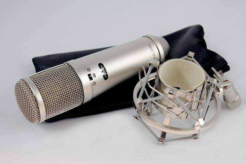 Micro thu âm CAD GLX 3000