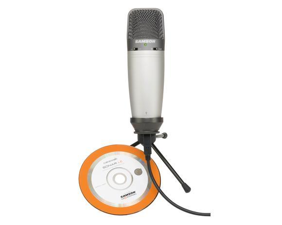 Micro thu âm Samson USB C03U