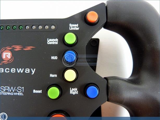 Vô lăng đua xe Steelseries Simraceway SRW - S1